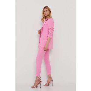 Růžové sako obraz