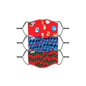 Happy Socks - Ochranná rouška pro opakované použití (3-PACK) obraz