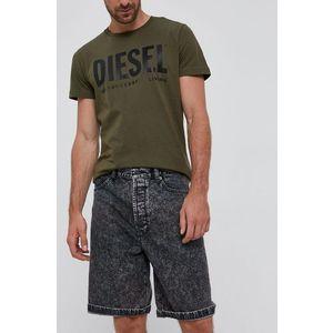 Džínové šortky Diesel obraz