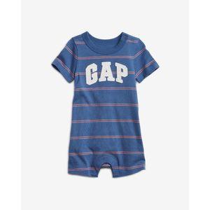 GAP Logo Overal dětský Modrá obraz