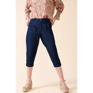 Orsay bavlněné capri kalhoty obraz