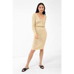 Orsay přiléhavá midi sukně z úpletu obraz