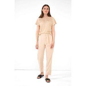 Orsay viskózové kalhoty s opaskem obraz