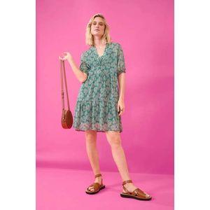 Orsay šifónové šaty se vzorem obraz