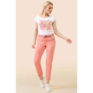 Orsay bavlněné kalhoty s opaskem obraz
