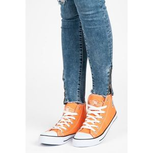 Women's sneakers NEW AGE High ankle obraz