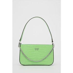 Guess dámská zelená kabelka obraz