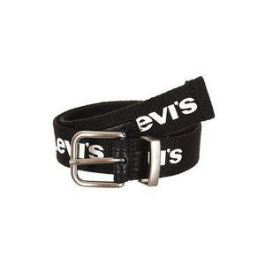 Levi's Pásek Černá obraz