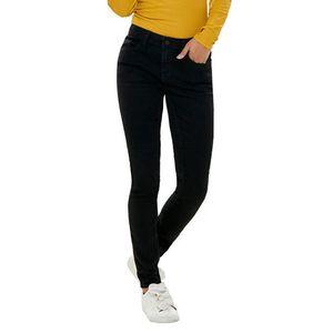 Jacqueline de Yong Dámské skinny džíny JDYMAGIC 15167128 Black Denim 25/32 obraz