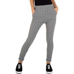 Dámské fashion jeansové kalhoty obraz