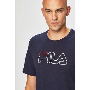 Pánské modré tričko FILA obraz