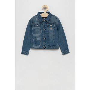 Guess - Dětská riflová bunda obraz