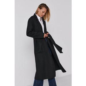 Calvin Klein Kabát Černá obraz