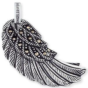 Engelsrufer Stříbrný přívěsek Andělské křídlo s markazity ERW-M-MA obraz