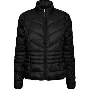 Vero Moda Dámská bunda VMSORAYASIV Regular Fit 10247212 Black XS obraz