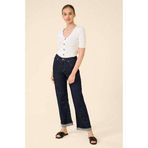 Orsay džíny straight high waist obraz