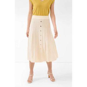 Orsay plisovaná sukně z úpletu obraz