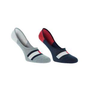 Tommy Hilfiger unisexové ponožky 2 pack obraz