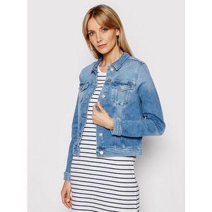 Tommy Hilfiger dámská džínová bunda obraz