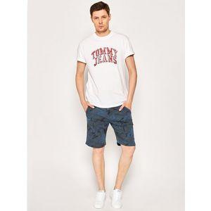 Pepe Jeans pánské maskáčové šortky obraz