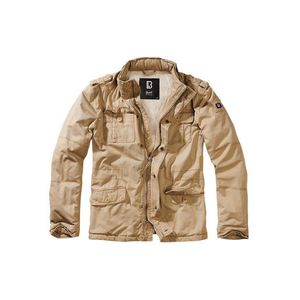 Brandit Britannia Winter Jacket camel obraz