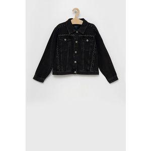 Pepe Jeans - Dětská riflová bunda Dakota obraz