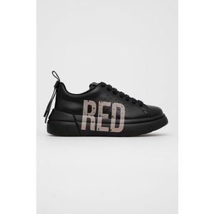 RED SNEAKERS obraz