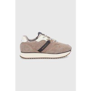 Gant - Semišové boty Bevinda obraz