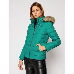 Zimní bunda Tommy Jeans obraz
