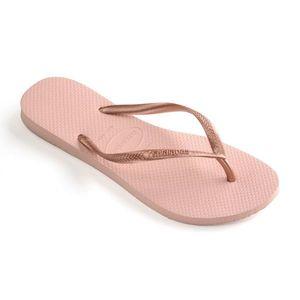 Havaianas Slim Ballet Rose-BRA 41/42 - EUR 43/44 růžové H4000030-0076P-BRA-41/42-EUR-43/44 obraz
