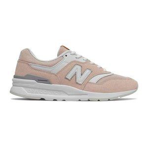 New Balance 574 Tenisky Růžová obraz