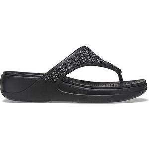 Crocs Dámské žabky Crocs Monterey Shimmer 206843-001 39-40 obraz