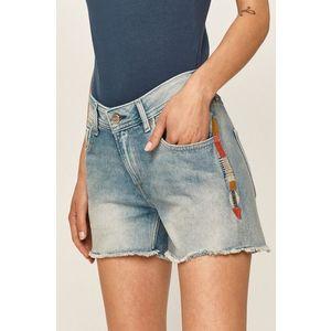 Pepe Jeans - Džínové šortky obraz