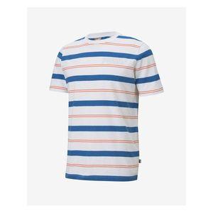 Moderní modré pánské tričko obraz