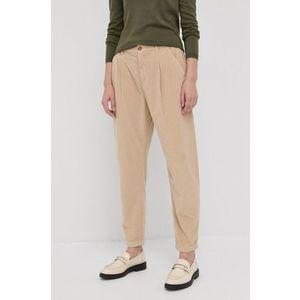 Manšestrové kalhoty obraz