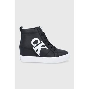 Calvin Klein Jeans - Kožené boty obraz